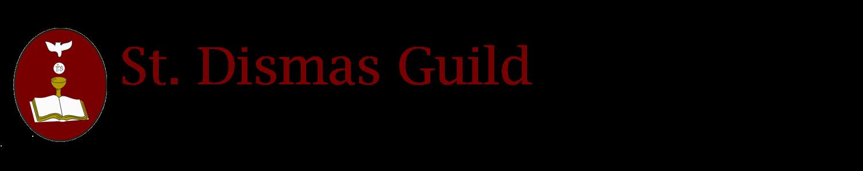 St. Dismas Guild - Prison Ministry Logo